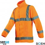 HI-VIS FLEECE JACKET SI-SHELFORD